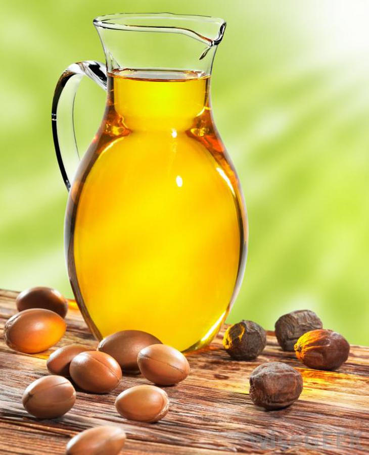dầu argan là gì