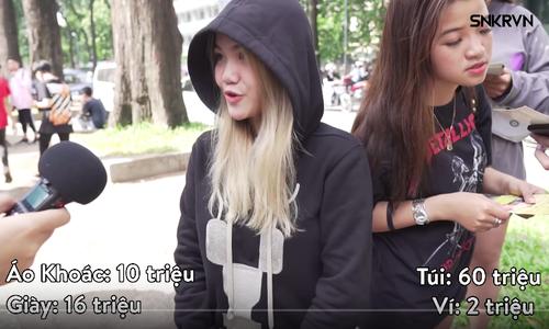 Giới trẻ Việt gây choáng với những set đồ 'trông bình thường mà giá trên trời'