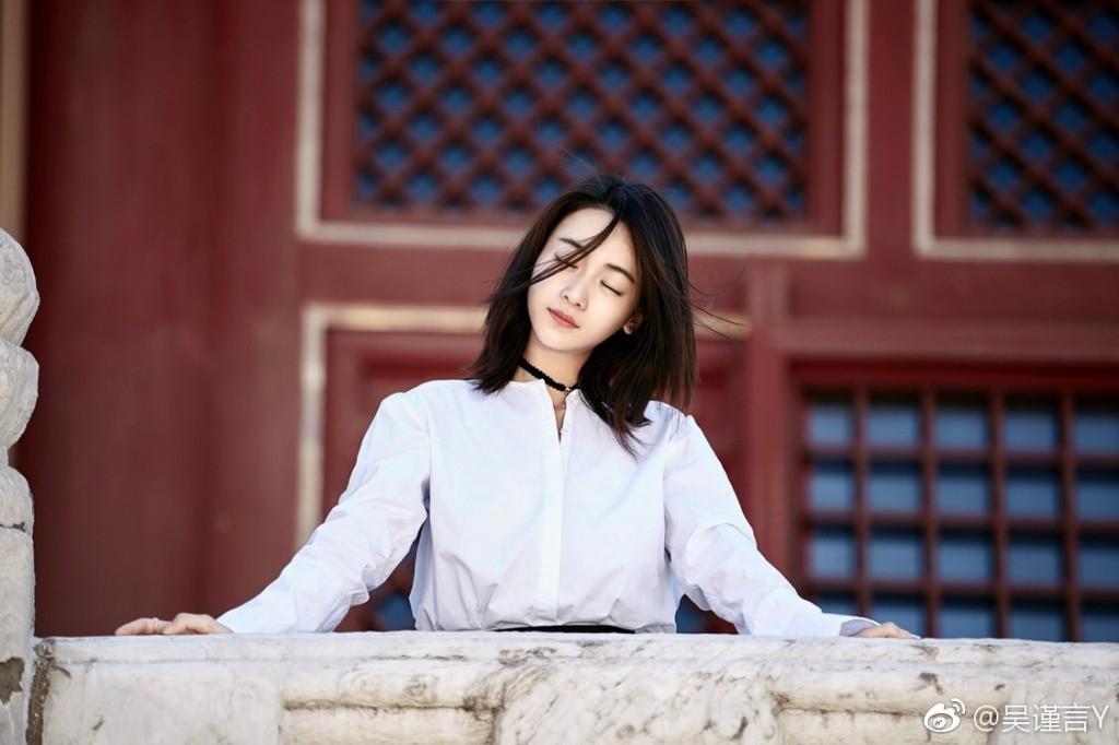 Cận cảnh nhan sắc đẹp - độc - lạ của Ngụy Anh Lạc Ngô Cẩn Ngôn trong drama hot 100 độ Diên Hi Công Lược - Ảnh 17.
