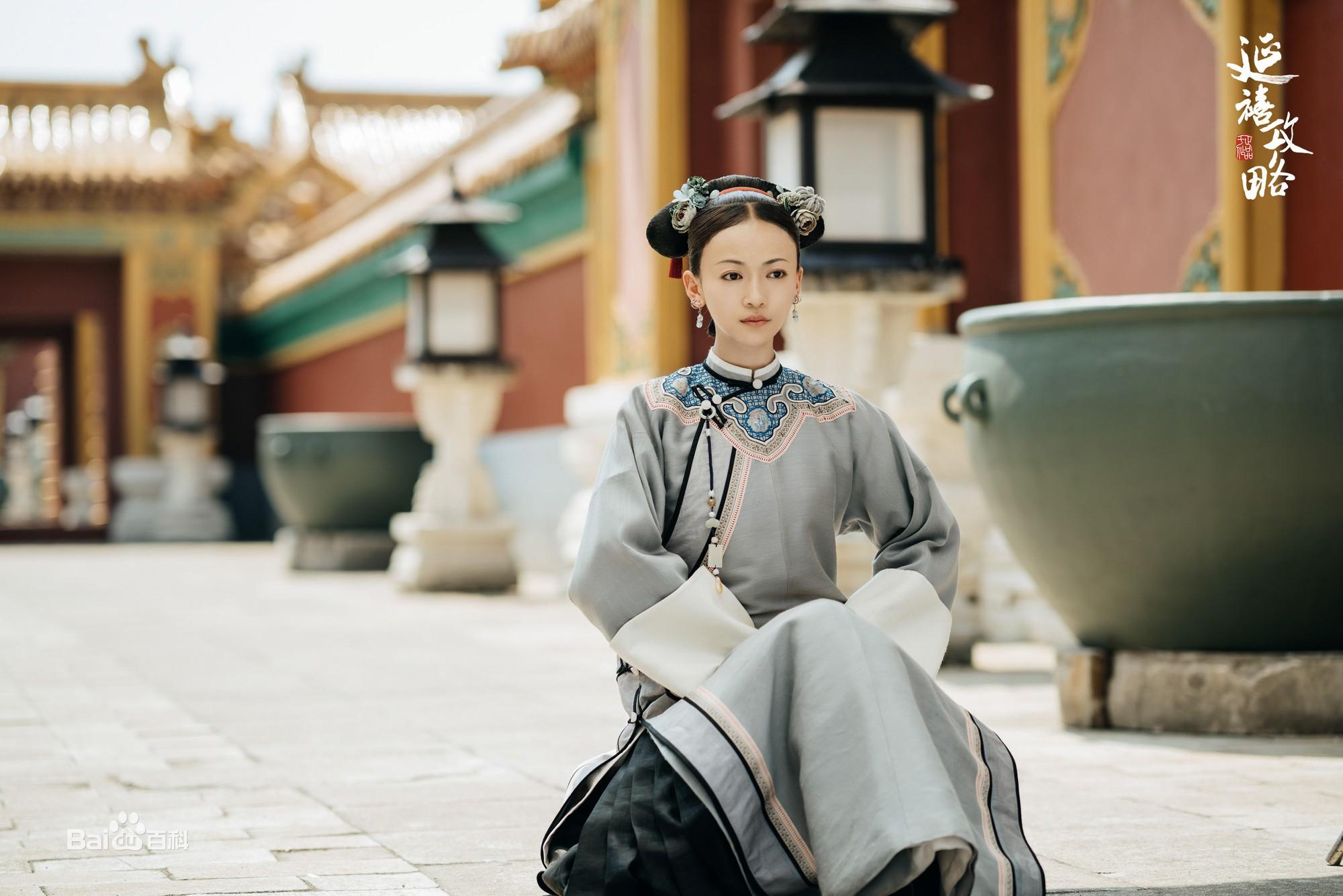 Cận cảnh nhan sắc đẹp - độc - lạ của Ngụy Anh Lạc Ngô Cẩn Ngôn trong drama hot 100 độ Diên Hi Công Lược - Ảnh 3.