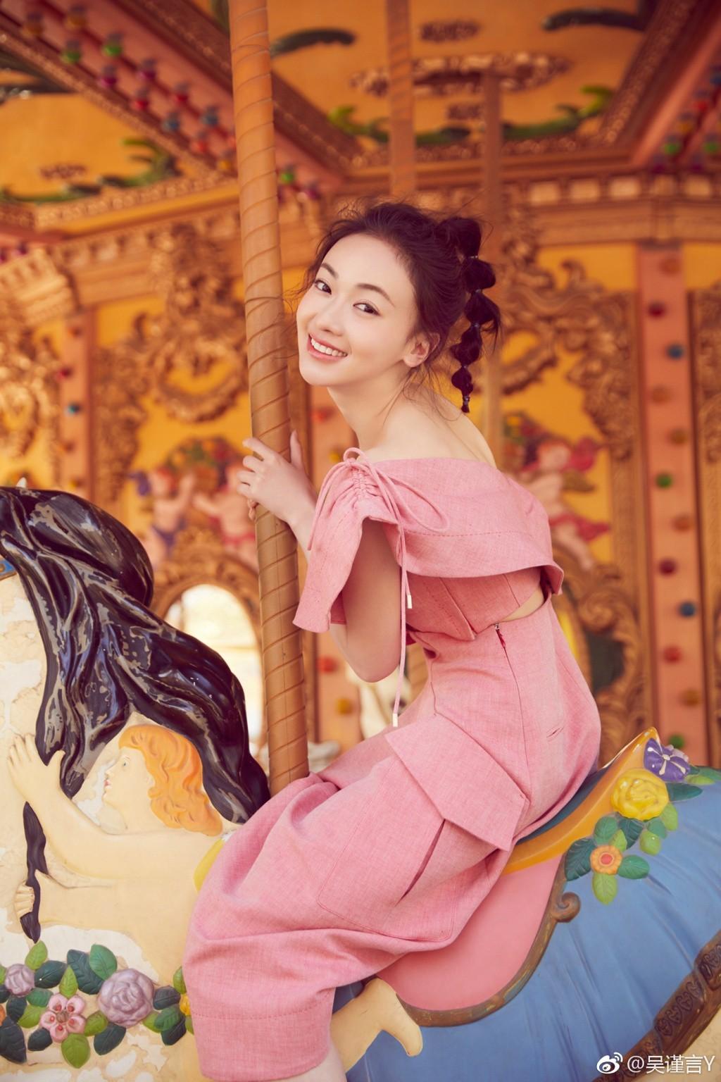 Cận cảnh nhan sắc đẹp - độc - lạ của Ngụy Anh Lạc Ngô Cẩn Ngôn trong drama hot 100 độ Diên Hi Công Lược - Ảnh 32.