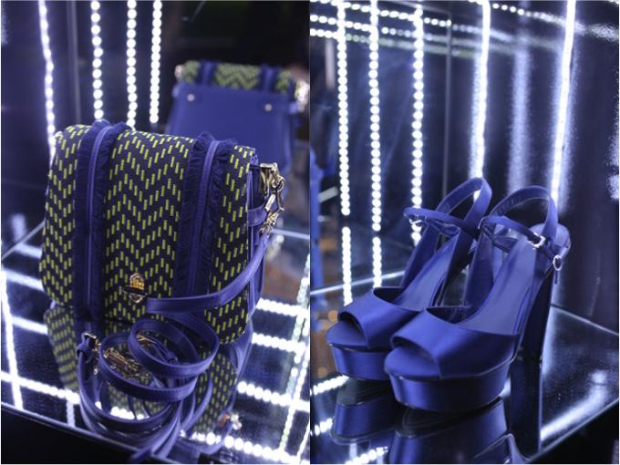 Sự kiện đưa người tham dự đắm mình vào cuộc hành trình khám phá những ý tưởng mới thông qua các sản phẩm giày dép, túi xách phụ kiện tinh tế và hiện đại.