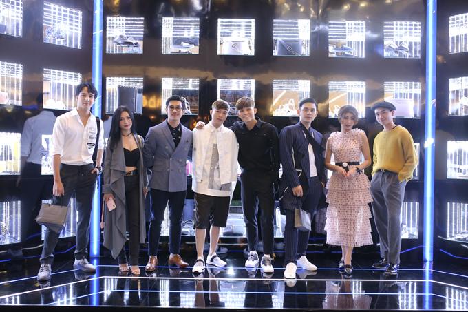 Buổi ra mắt bộ sưu tập Thu Đông 2018 Pedro tại Saigon Centre tối 17/8 thu hút sự tham gia của nhiều fashionista và giới mộ điệu.
