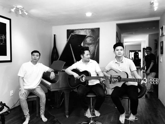 Lịm tim trước bản cover hit Mỹ Tâm của Bằng Kiều với con trai lớn - Ảnh 3.