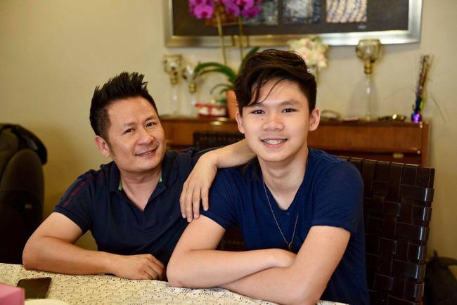 Lịm tim trước bản cover hit Mỹ Tâm của Bằng Kiều với con trai lớn - Ảnh 9.