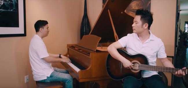 Lịm tim trước bản cover hit Mỹ Tâm của Bằng Kiều với con trai lớn - Ảnh 6.