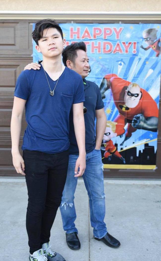 Lịm tim trước bản cover hit Mỹ Tâm của Bằng Kiều với con trai lớn - Ảnh 10.