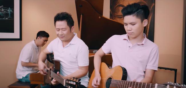 Lịm tim trước bản cover hit Mỹ Tâm của Bằng Kiều với con trai lớn - Ảnh 8.