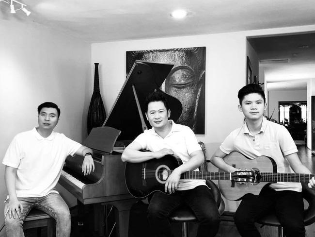 Lịm tim trước bản cover hit Mỹ Tâm của Bằng Kiều với con trai lớn - Ảnh 2.