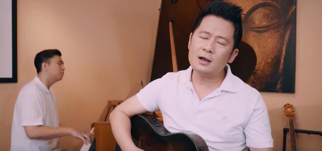 Lịm tim trước bản cover hit Mỹ Tâm của Bằng Kiều với con trai lớn - Ảnh 4.