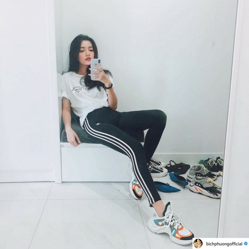 giày dad sneakers 5