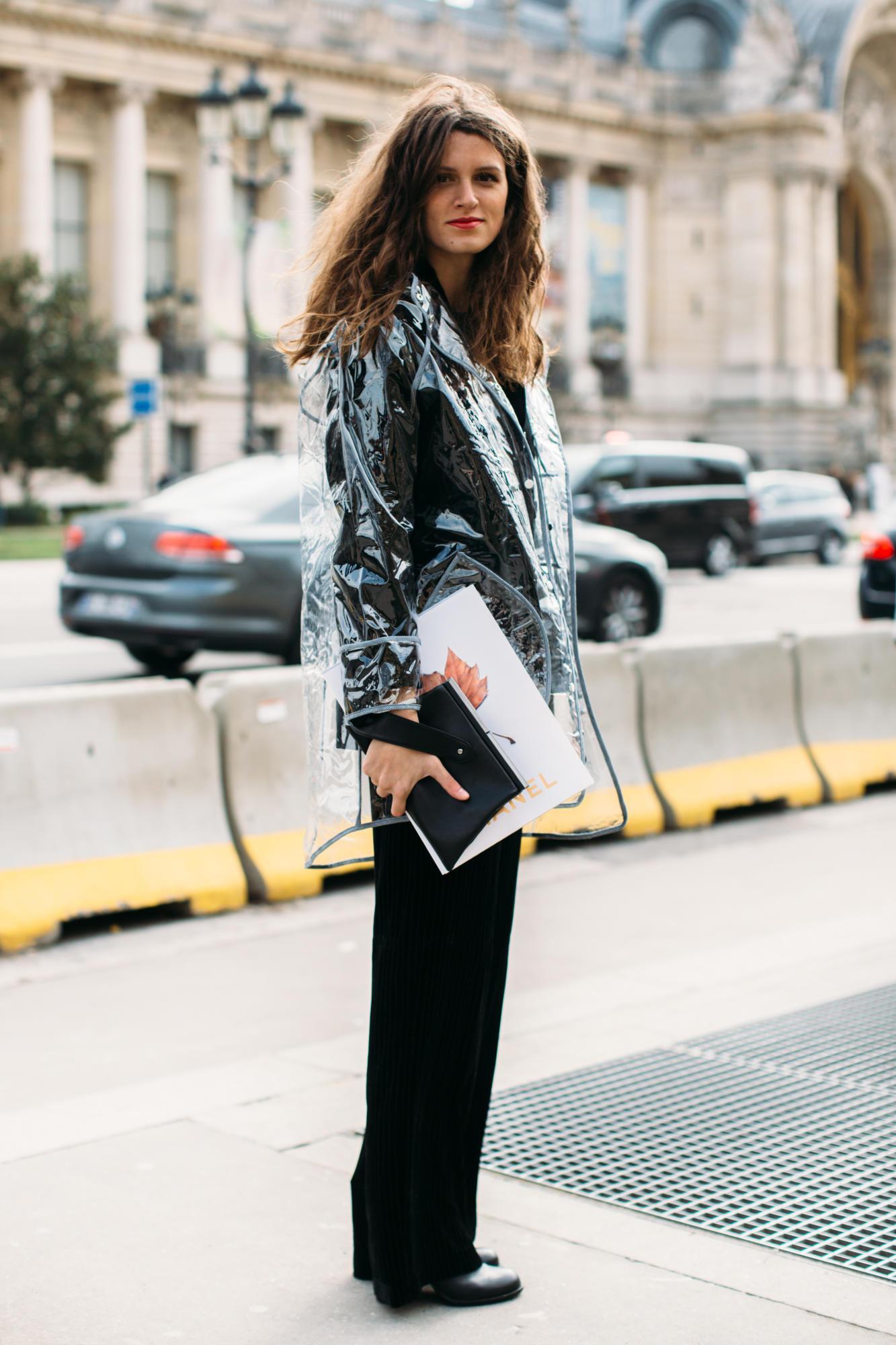 Thương hiệu Chanel street style Tuần lễ thời trang Paris 3