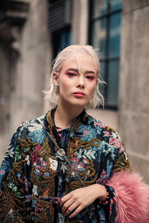 tuần lễ thời trang London 2019 28