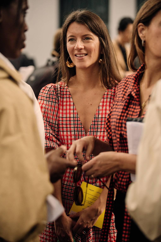 tuần lễ thời trang London 2019 5