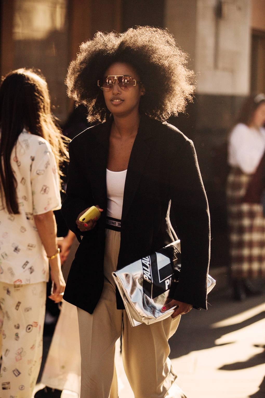 tuần lễ thời trang London 2019 10