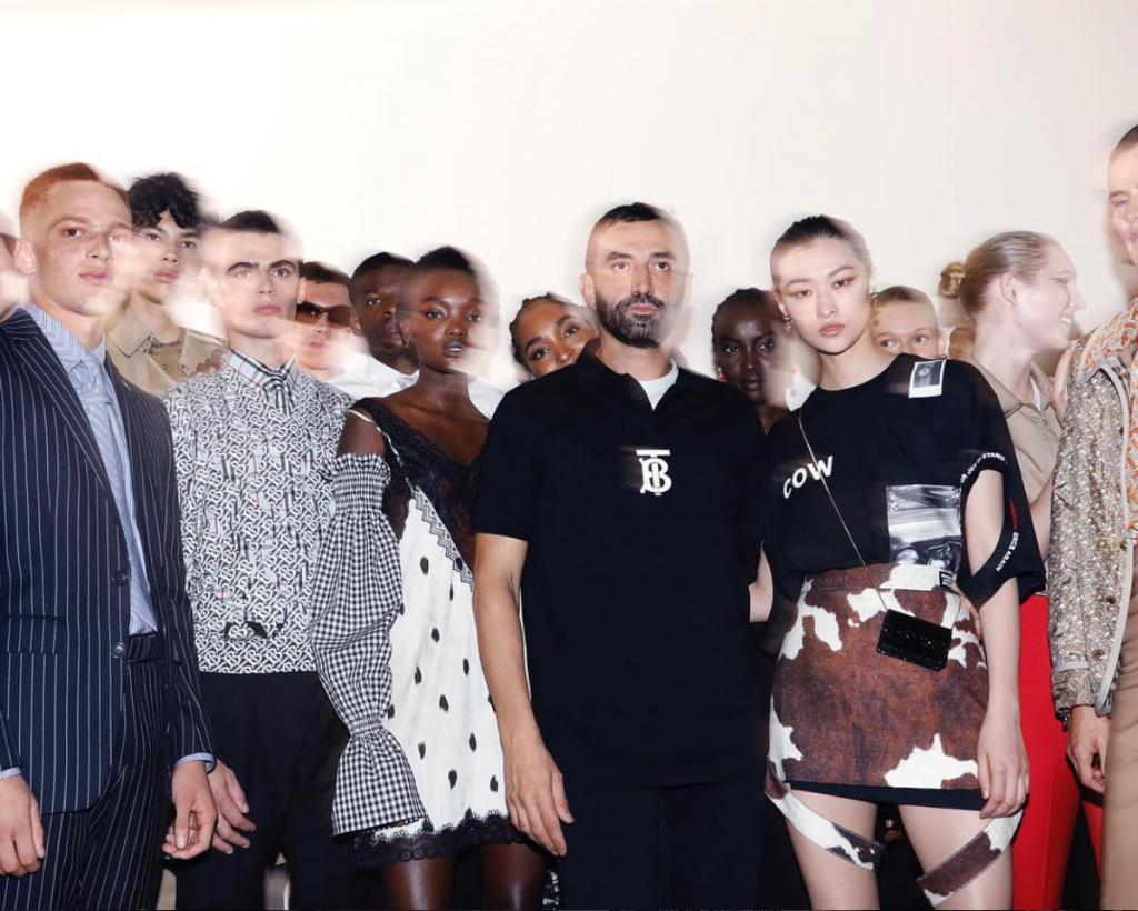 tuần lễ thời trang London 2019 1