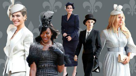 Naomi Campbell, Cara Delevingne cùng dàn sao hạng A dự đám cưới của Công chúa Eugenie