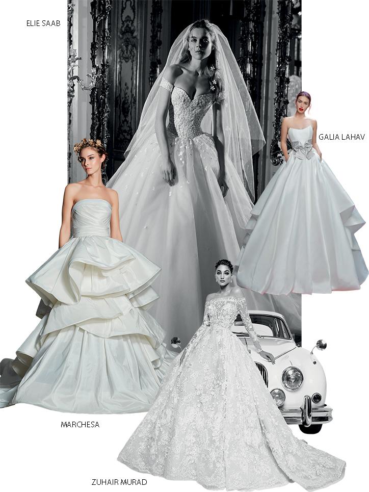 thiết kế đầm cưới 6