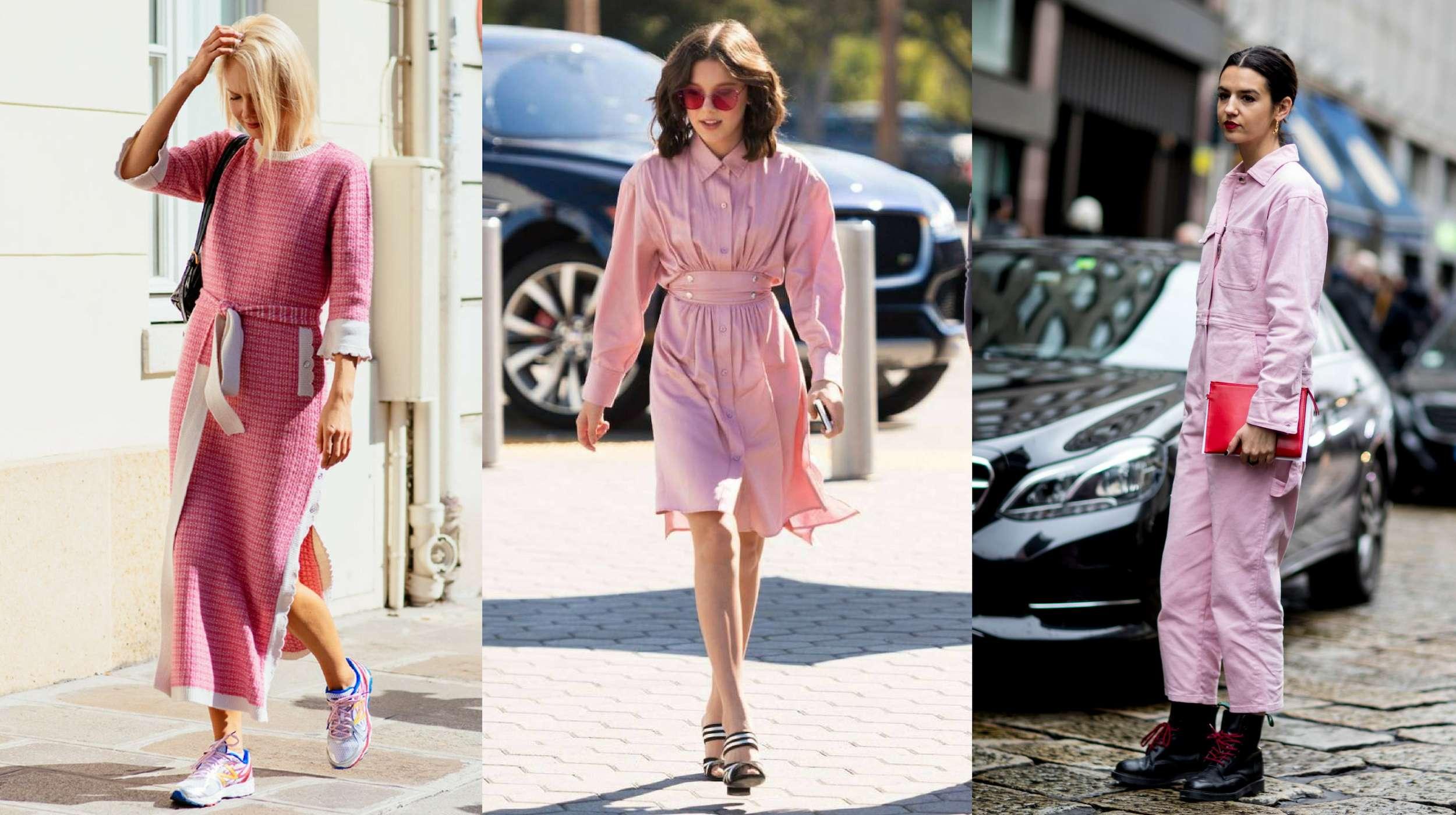 trang phục màu hồng millennial 10