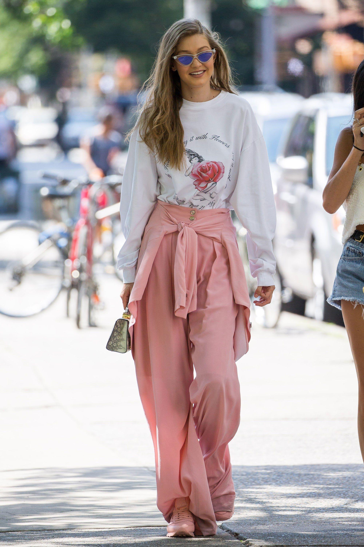 trang phục màu hồng millennial 3