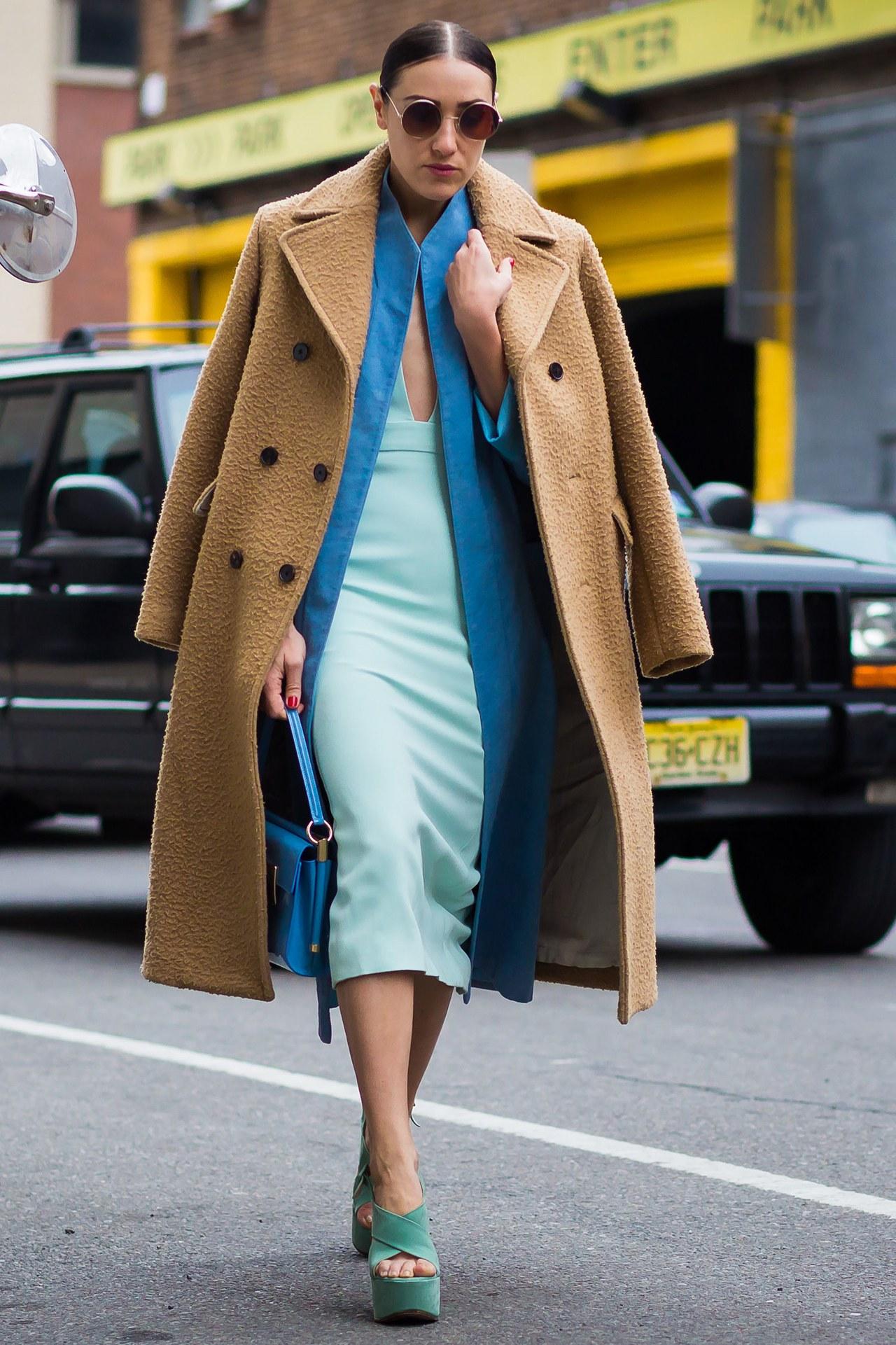 trang phục xanh ngọc lam elle việt nam 13