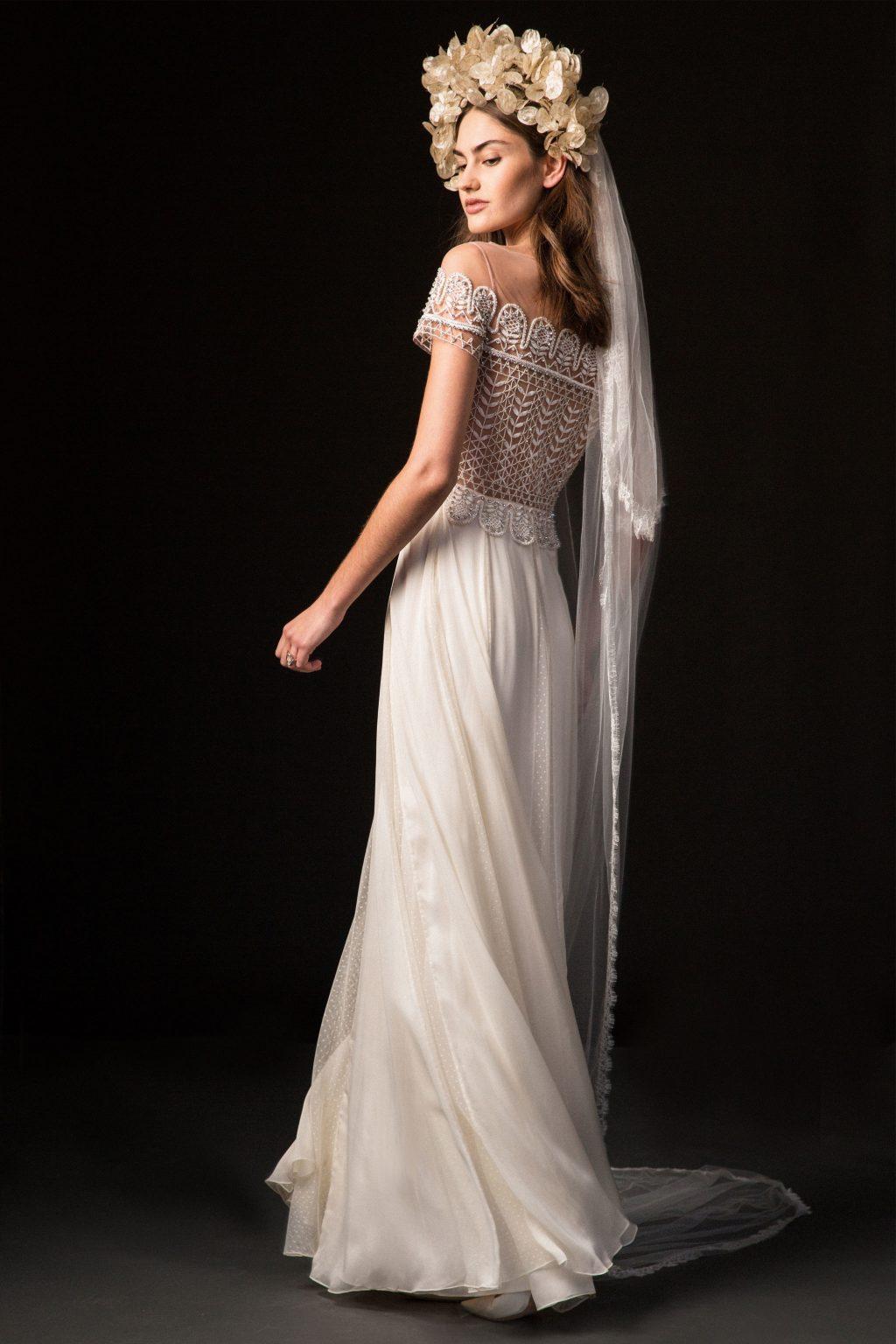 Xu hướng thời trang cưới lấy cảm hứng từ váy cưới của Chiara Ferragni và Meghan Markle 8