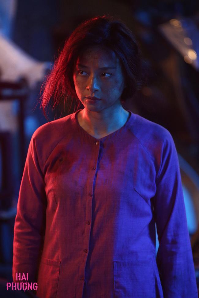 Ngô Thanh Vân tung poster Hai Phượng, gây chú ý nhất là hình ảnh đôi mắt đầy ám ảnh - Ảnh 3.