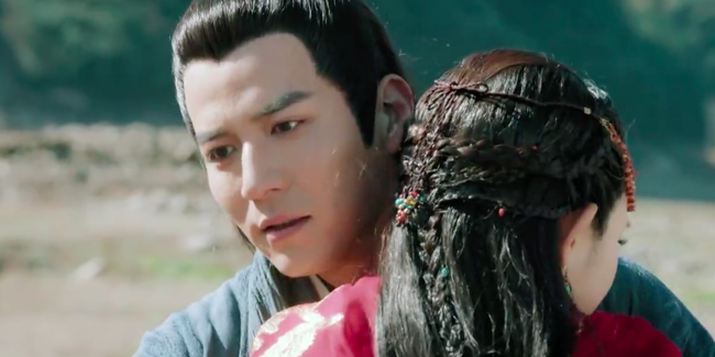 Đông Cung: Đỏ mặt với cảnh hôn môi dưới nước của cặp đôi Bành Tiểu Nhiễm - Trần Tinh Húc - Ảnh 3.