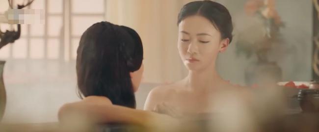 Hạo Lan truyện: Bỏng mắt với cảnh tắm hồ của Ngô Cẩn Ngôn và bạn diễn nữ xinh đẹp - Ảnh 11.