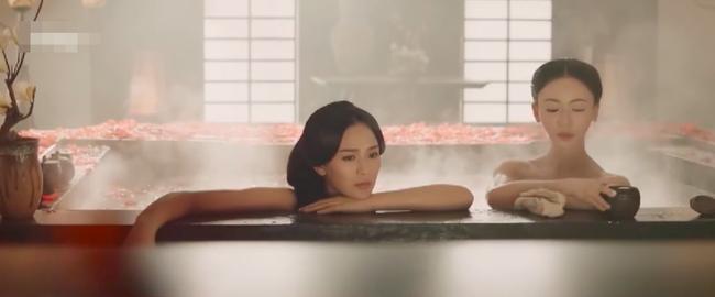 Hạo Lan truyện: Bỏng mắt với cảnh tắm hồ của Ngô Cẩn Ngôn và bạn diễn nữ xinh đẹp - Ảnh 8.