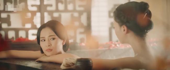 Hạo Lan truyện: Bỏng mắt với cảnh tắm hồ của Ngô Cẩn Ngôn và bạn diễn nữ xinh đẹp - Ảnh 9.