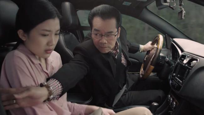 Những cô gái trong thành phố: Lương Thanh bị chồng sắp cưới quấy rối tình dục ngay trên xe - Ảnh 4.