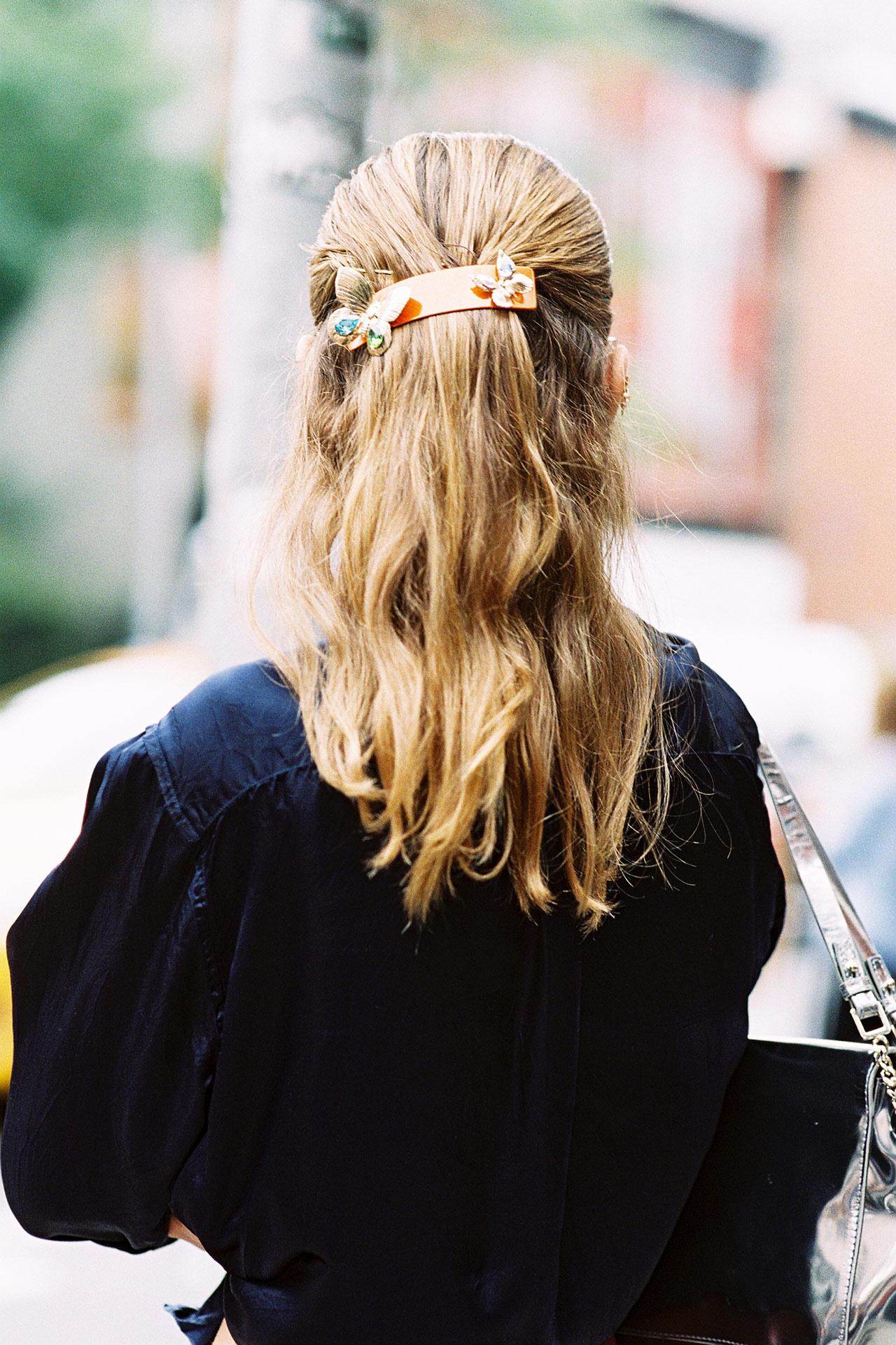 ELLE việt nam xu hướng phụ kiện kẹp tóc đẹp 14