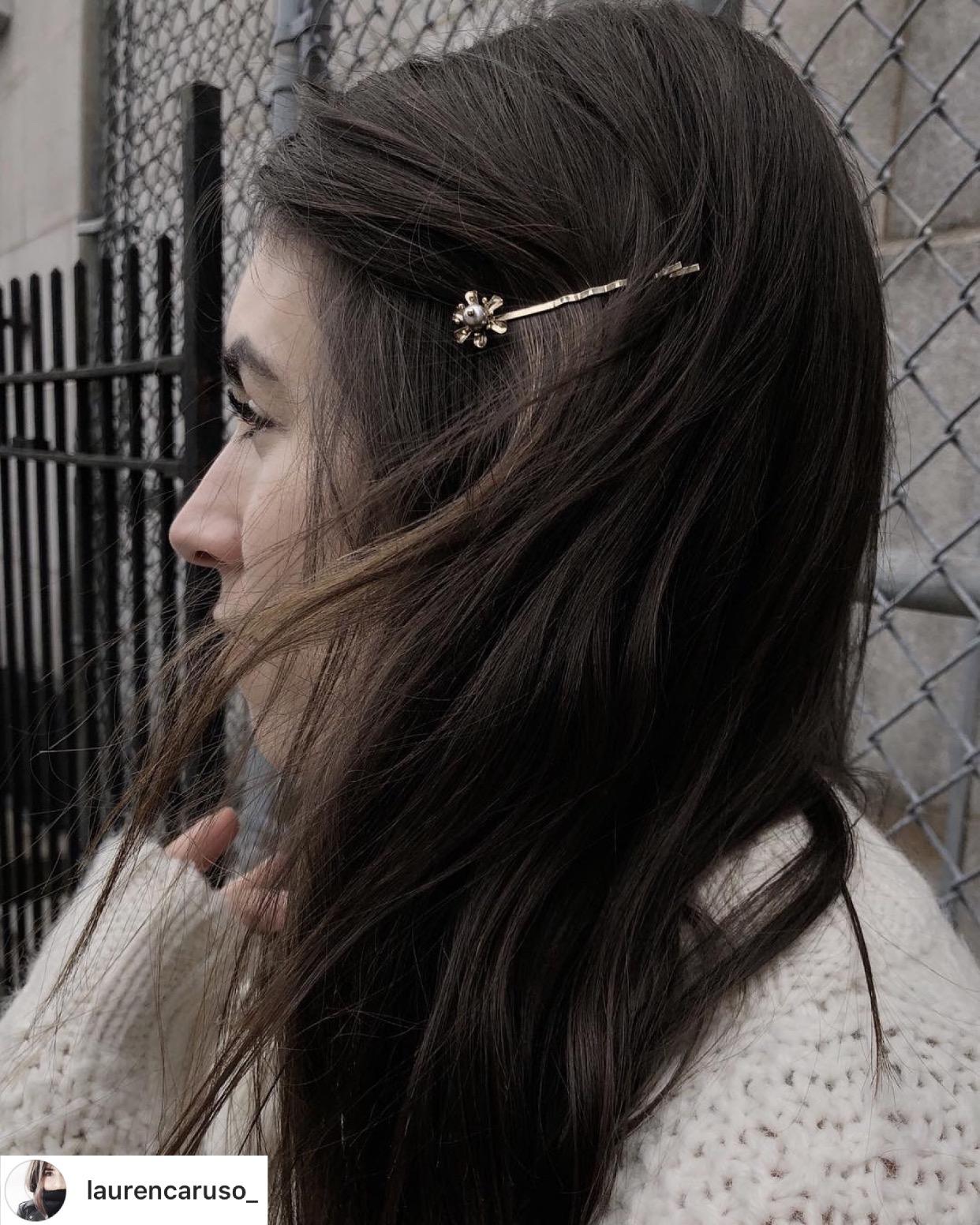 ELLE việt nam xu hướng phụ kiện kẹp tóc đẹp 5