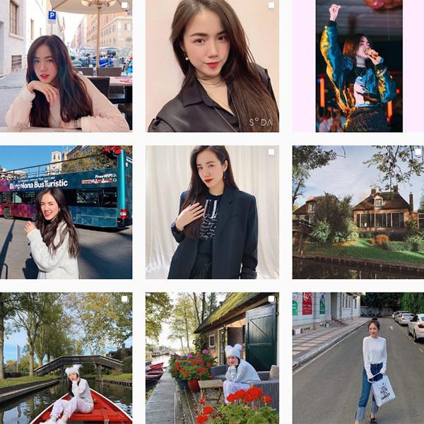 Không chỉ có nhan sắc xinh hết phần thiên hạ, Phương Ly còn là nguồn cảm hứng cho những cô nàng theo đuổi phong cách ăn mặc năng động, có chút men nhưng không làm mất đi nét nữ tính.