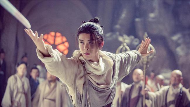 Bị chê bai không tiếc lời, Tân Ỷ thiên của Châu Hải My - Chúc Tự Đan vẫn là phim chiếu mạng được xem nhiều nhất - Ảnh 3.