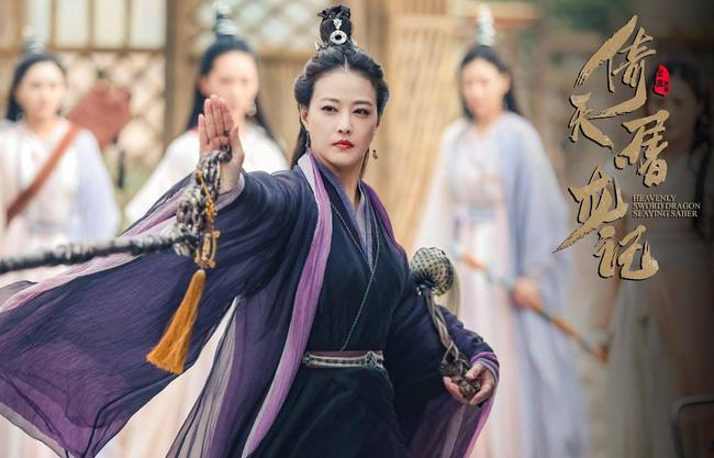 Bị chê bai không tiếc lời, Tân Ỷ thiên của Châu Hải My - Chúc Tự Đan vẫn là phim chiếu mạng được xem nhiều nhất - Ảnh 5.