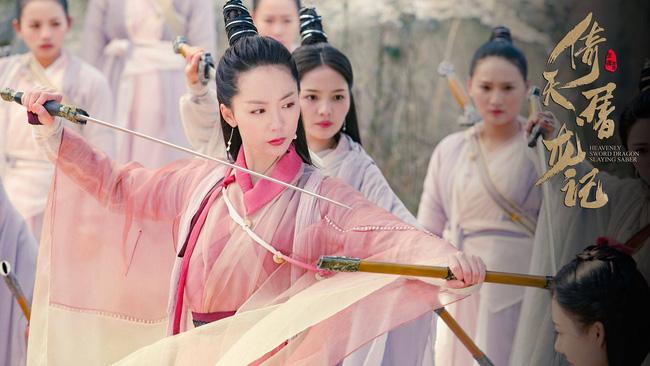 Bị chê bai không tiếc lời, Tân Ỷ thiên của Châu Hải My - Chúc Tự Đan vẫn là phim chiếu mạng được xem nhiều nhất - Ảnh 8.