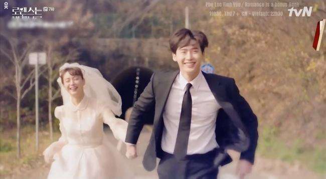 Phụ lục tình yêu: Lee Jong Suk thừa nhận hối tiếc vì không dẫn Lee Na Young bỏ trốn khỏi lễ cưới - Ảnh 2.