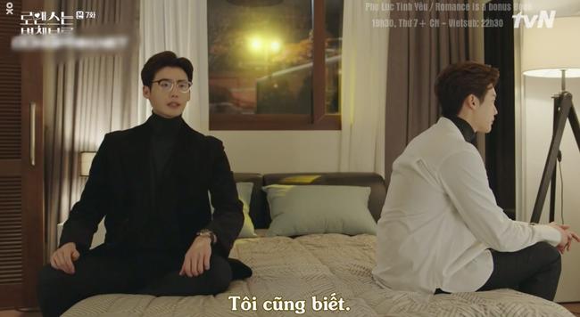 Phụ lục tình yêu: Lee Jong Suk thừa nhận hối tiếc vì không dẫn Lee Na Young bỏ trốn khỏi lễ cưới - Ảnh 3.