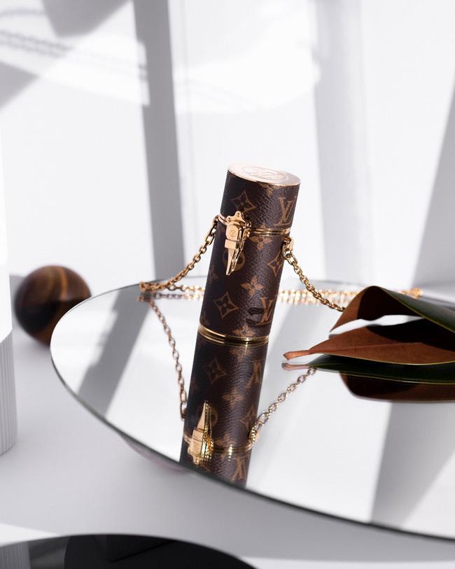 Mục sở thị hộp đựng son Louis Vuitton giá 30 triệu khiến hội bánh bèo phù phiếm xôn xao vài tháng nay - Ảnh 2.