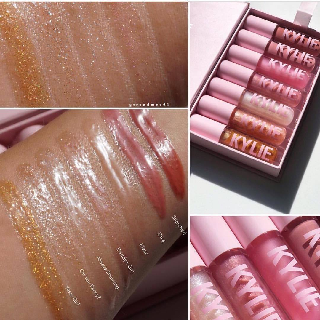 Kết quả hình ảnh cho Kylie Cosmetics High Gloss