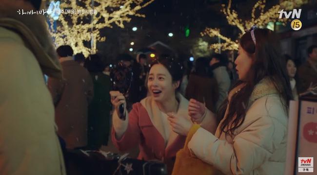 """""""Hi Bye, Mama"""" tập 2: Kim Tae Hee quay lại thành người sau 5 năm làm hồn ma, bật khóc khi ôm con gái vào lòng - Ảnh 2."""