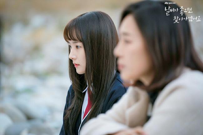 Phim mới của Park Min Young dở tệ, rating thê thảm nhưng không thể chê bai nhan sắc, nhất là khi làm nữ sinh lại cực phẩm thế này - Ảnh 7.