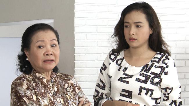 Phim Việt trên VTV3 có mẹ chồng cay độc: Không ăn chung với con dâu, can thiệp thô bạo chuyện sinh đẻ, ăn mặc - Ảnh 8.