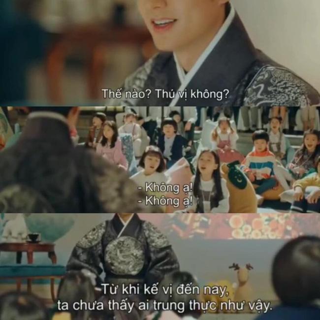 """""""Quân vương bất diệt"""" của Lee Min Ho lập kỷ lục rating ngay tập mở màn nhưng vẫn bị chê tơi bời, Kim Go Eun bị ném đá nhiều nhất - Ảnh 8."""