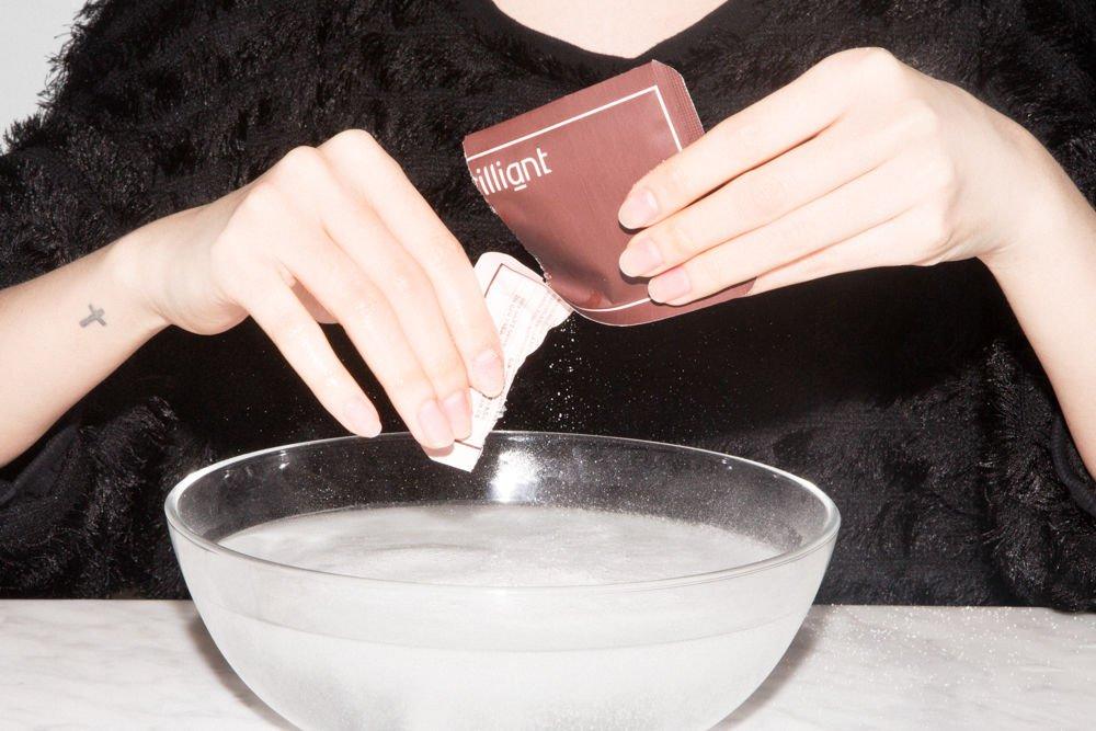 sữa rửa mặt tẩy tế bào chết