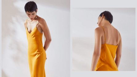 Mặc đẹp với slip dress - Item