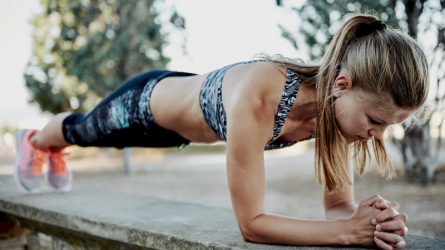 5 bài tập thể dục đơn giản cho người mới bắt đầu