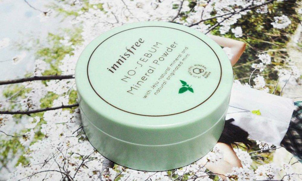 Kem dưỡng ẩm Innisfree No – Sebum Powder Cream